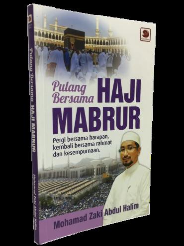 Buku Pulang Bersama Haji Mabrur 2016