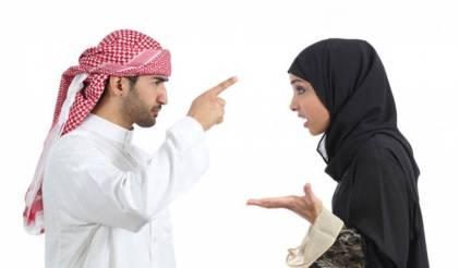Suami Isteri bertengkar